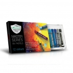 MASTER SERIES OIL PASTELS