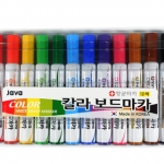 java ปากกาไวท์บอร์ด 12 สี