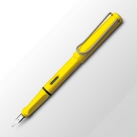 LAMY safari yellow