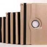 เคสหมุนได้ 360 องศา สีทอง,เงิน,Rose Gold (เคส iPad mini 4)