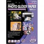 Hi-jet GLOSSY PHOTO PAPER 180 gsm.