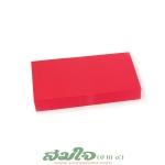 ซองพิมพ์พื้น สีแดง