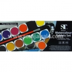 ST Watercolour 12 Tablets Set