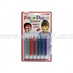 Face Paint Sticks Pearl Bringht Colors