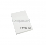 FAVINI ART กระดาษร้อยปอนด์ A5 200 gsm.