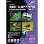 Hi-jet GLOSSY PHOTO PAPER 270 gsm.