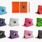เคสสีพื้นหมุนได้ 360 องศา (เคส iPad mini 1/2/3)