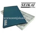 SEIKAI ISO11 จานสีฝายาง