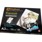 พลาสติกเคลือบบัตร Elephant รุ่น Premium