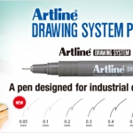 Artline Drawing System Pens