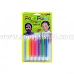 Face Paint Sticks Neon Bright Colors