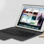 (iPad 2017) Case + Keyboard Bluetooth บางเฉียบ (เคสคีย์บอร์ดบลูทูธ)