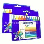 staedtler wax crayons noris