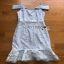 Pastel Blue Strappy Dress Lady Ribbon เดรสสายเดี่ยว thumbnail 6