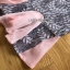 Grey & Pink Lace Dress Lady Ribbon เดรสเทาชมพู thumbnail 7