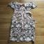 Lady Ribbon Flower Embroidered Dress ขายเดรสทอลาย thumbnail 9