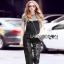 Lady Ribbon Daniella Platinum Overall Lace Jumpsuit thumbnail 2
