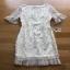 Lady Ribbon Tulle Dress ขายเดรสผ้าทูลเล thumbnail 7