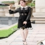 Girly Chiffon-Lace Blouse เสื้อทรงสวยลุคสาวผู้ดีแบบสาวยุโรป thumbnail 5