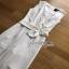 Lady Ribbon Penelope Minimal Elegant Plain Jumpsuit ขายส่งจั้มสูท thumbnail 4