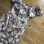 Lady Ribbon Flower Embroidered Dress ขายเดรสทอลาย thumbnail 5
