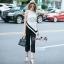 Lady Ribbon Online เสื้อผ้าออนไลน์ขายส่ง Normal Ally เสื้อผ้า NA13180816 &#x1F389Normal Ally Present Boutique Hi class elegance style set&#x1F389 thumbnail 4