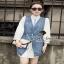 Seoul Secret เดรสเชิ้ตลุคสาวเก๋สมาร์ท thumbnail 1