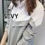 Sevy Mini dress คอปก แขนยาว thumbnail 3