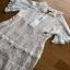 Lady Ribbon Chic Ivory Lace Maxi Dress thumbnail 6