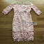 Lady Ribbon Grace Feminine Lace Dress thumbnail 8