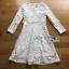 White Lace Dress Lady Ribbon ขายเดรสผ้าลูกไม้ thumbnail 8