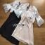 Lace Dress เดรสผ้าลูกไม้สีขาว thumbnail 8