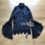 Lady Ribbon Isabella Flared-Sleeve Ribbon Lace Blouse thumbnail 5