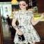 Lady Ribbon Lizzy Lace Mini Dress thumbnail 2