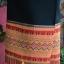 ผ้าตีนจกเชิงฟืม 7 ต่อซิ่นมุกดอกเล็ก thumbnail 2