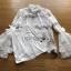 Lady Ribbon Lace Blouse เสื้อผ้าลูกไม้แขนบาน thumbnail 5