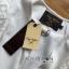 Lady Ribbon Online ขายส่งเสื้อผ้าออนไลน์เลดี้ริบบอน LR14010816 &#x1F380 Lady Ribbon's Made &#x1F380 Lady Maria Elegant Double-Breast White Lace Jacket แจ๊คเก็ต thumbnail 6