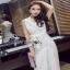 Lady Ribbon Suit Dress ขายสูทเดรส thumbnail 3