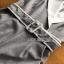 Smart Casual Shirt Jumpsuit Lady Ribbon เชิ้ตจัมป์สูท thumbnail 5