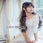 Lady Ribbon Jena White Lace Dress thumbnail 4