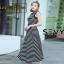 Maxi Dress แฟชั่นลุคคลาสสิก thumbnail 1