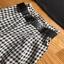 Lady Ribbon Checked Pants Set ขายส่งเสื้อยืด thumbnail 6