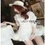 Lady Ribbon Lace LANDMEE Playsuit เพลย์สูท thumbnail 3