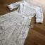 Lady Ribbon Jena White Lace Dress thumbnail 10