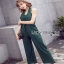 Lady Ribbon Fiona Chic Dark Green Jumpsuit thumbnail 2