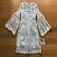 Guipure Lace Dress Lady Ribbon เดรสผ้าลูกไม้ thumbnail 3