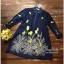 เสื้อตัวยาวงานปักสไตล์วินเทจสวย thumbnail 4