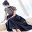 Lace Dress Long dress ลูกไม้ช่วงตัวบน thumbnail 2