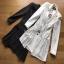 Lady Martin Smart Elegance Suit Pleated Dress thumbnail 5