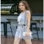 Lace Dress เดรสแขนกุดผ้าลูกไม้ thumbnail 4